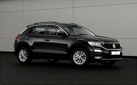volkswagen black volkswagen t roc black in wonderful voorraden
