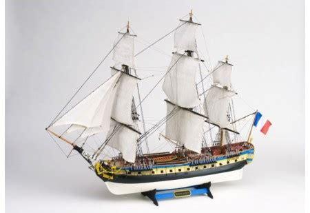 bateau hermione miniature kit