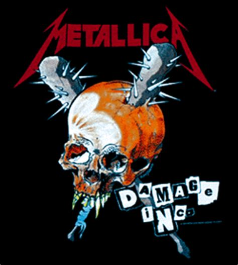 sanitarium insane  metallica