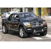 Report Dodge To Get Honda Ridgeline Lifestyle Truck Rival