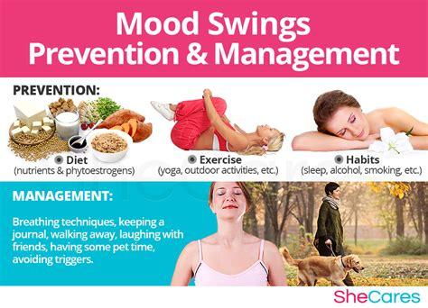 Managing Mood Swings by Mood Swings Shecares