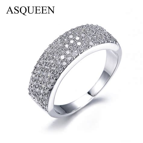 asqueen summer jewelry stores white gold plated wedding