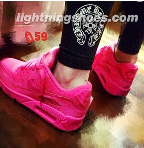 solid color air max shoes fushia nike air max solid color pink athletic