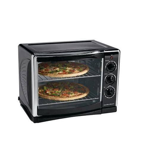 Toaster Ovens Amazon Amazon Com Hamilton Beach 31197 Countertop Oven With
