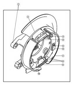8 best images of rear disc brakes parts diagram disc