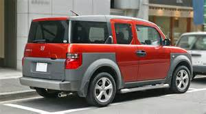Honda Element Cer Smart Cars For Smart Peopls Honda Element 2012