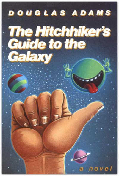 the hitchhikers guide to the hitchhiker s guide to the galaxy science book a day