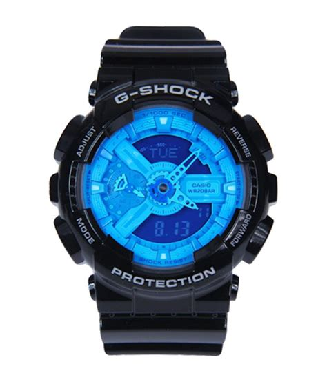 Casio G Shock Ga 110b 4 Original Harga Reseller casio g shock ga 110b 1a2dr mens buy casio g shock