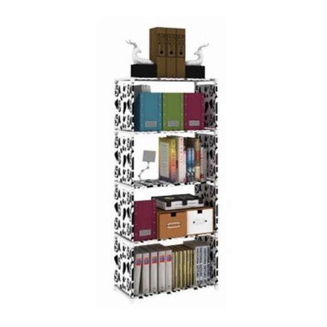 Rak Sepatu Susun Lazada starhome rak buku serbaguna 4 susun lemari buku portable
