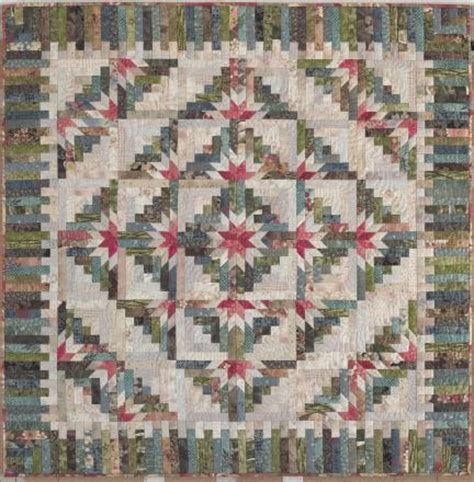 Judy Martin Quilts Log Cabin by Pin By Carol Downing On Quilts