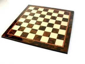 chess board 19 75 inch italian made high gloss root wood chess board chess boards wood of all sizes and