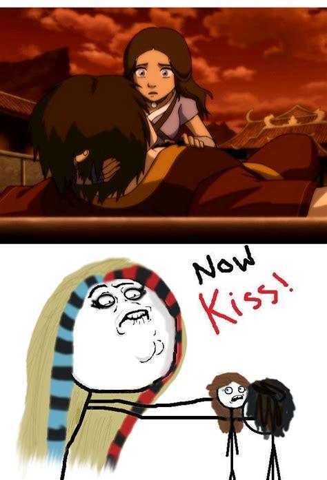 Just Kiss Meme - image 213772 now kiss know your meme