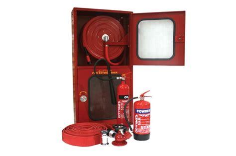 fire department valve cabinet fire hose reel double cabinet pt anugrah
