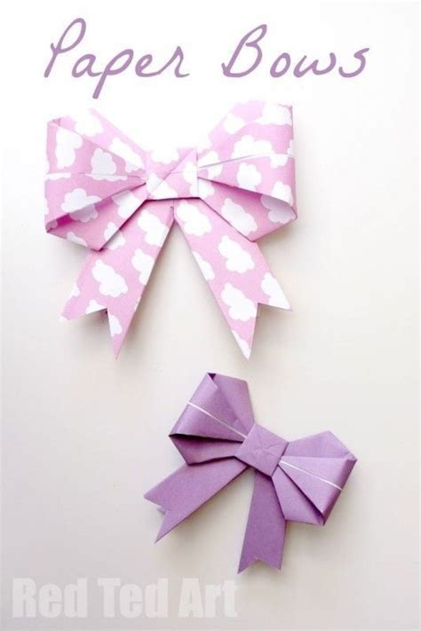 gift wrapping origami origami paper bows gorgeous gift wrap idea them