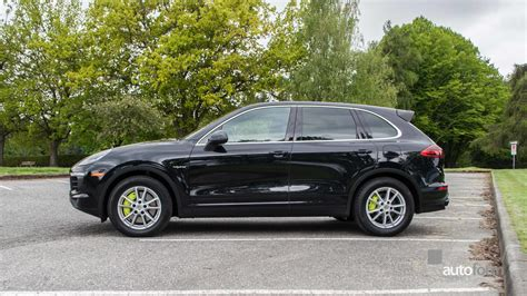Porsche Cayenne S E Hybrid by 2015 Porsche Cayenne S E Hybrid Autoform