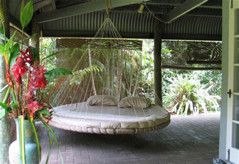 hanging beds for sale a floating bed perfect for lounging or chatting with