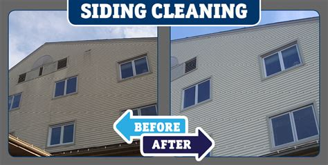 Best Way To Clean Cedar Siding - eifs siding cleaning american safe wash