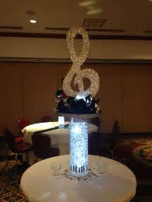 Music Themed Party Decorations Image Result For Microphone Centerpieces Manly 40th
