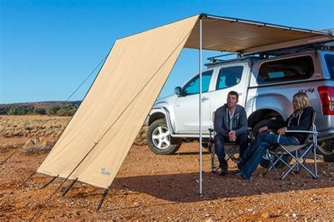arb 2500 awning arb awning front wind break for 2500