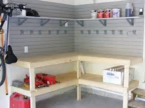 diy garage work bench diy garage nuvo garage