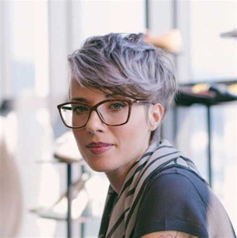 modern gray frame haircut 17 best images about grey hairstyles on pinterest short