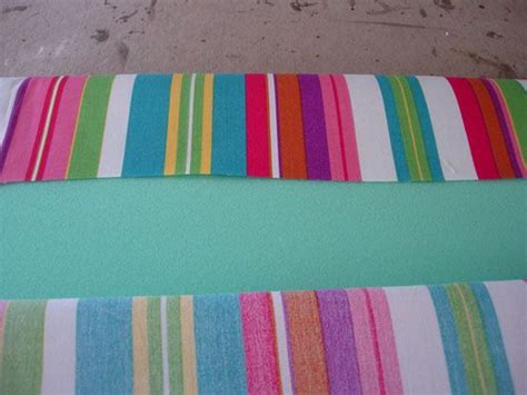 no sew bench cushion cover how to make a no sew cushion cover