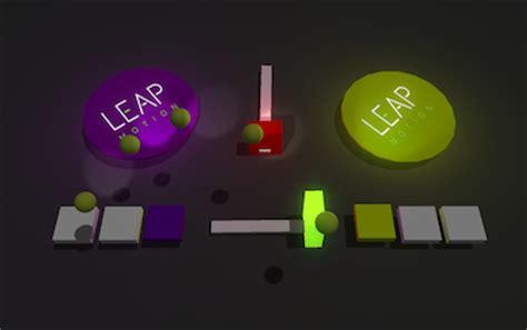 leap motion unity tutorial pohung leapdj bitbucket