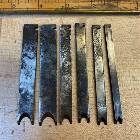 6 Stanley No 45 55 Beading Cutters