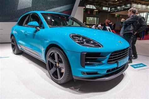 2019 Porsche Macan Hybrid by 2019 Porsche Macan Brings New Look To 2018 Auto Show