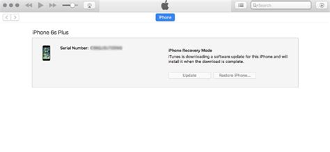 ios 10 bricking iphones sending to recovery mode during update