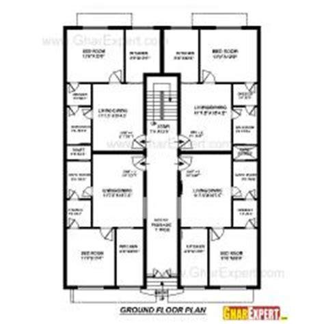 House Designs South Facing Plot 60 X 45 Gharexpert Com House Plans For 40 X 60 Plot