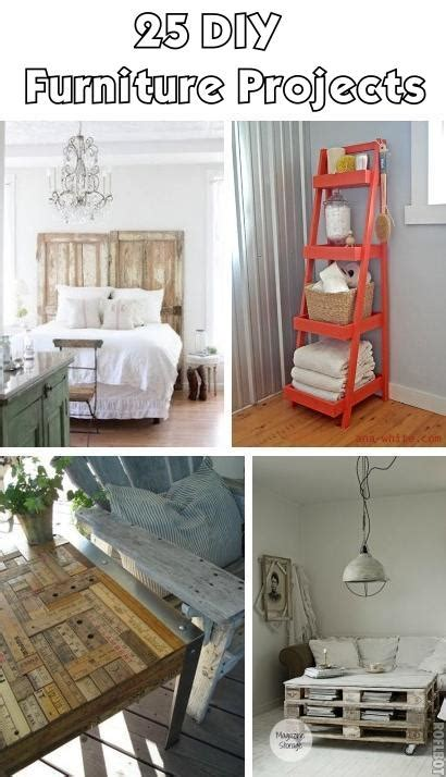 25 of my favorite diy furniture projects diy cozy home