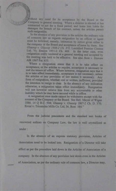 section 10 companies act company appeal no 17 of 2014 appeal under section 10 f of