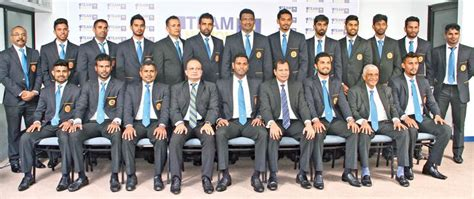 lankan cricketers leave for south africa sunday observer
