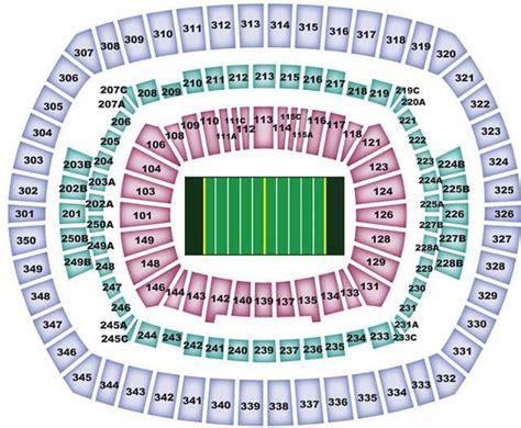 metlife stadium seating chart giants metlife stadium seating chart giants