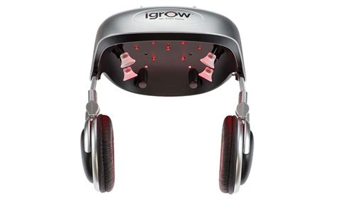 igrow hands free laser led light therapy hair regrowth system igrow hands free laser led light therapy hair regrowth