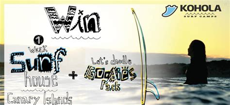doodle nama novi kohola surf i let s doodle giveaway