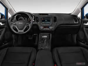 Kia Forte Interior 2016 Kia Forte Dashboard