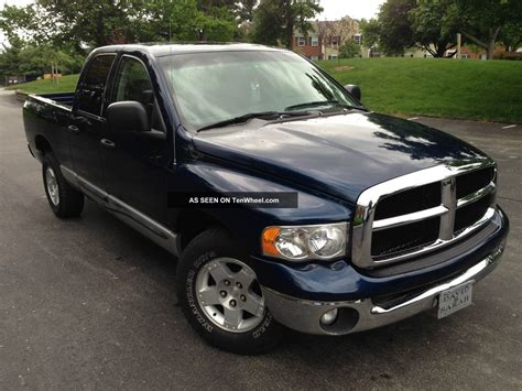 2004 dodge ram towing capacity dodge 5 7 hemi towing capacity autos post