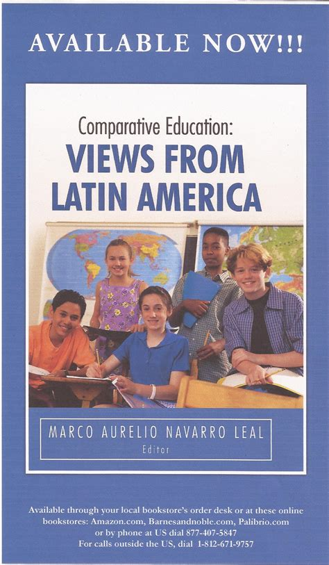 libro a view from the somec comparative education views from latin america libro de la somec