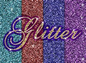 make glitter backgrounds patterns and glitter text