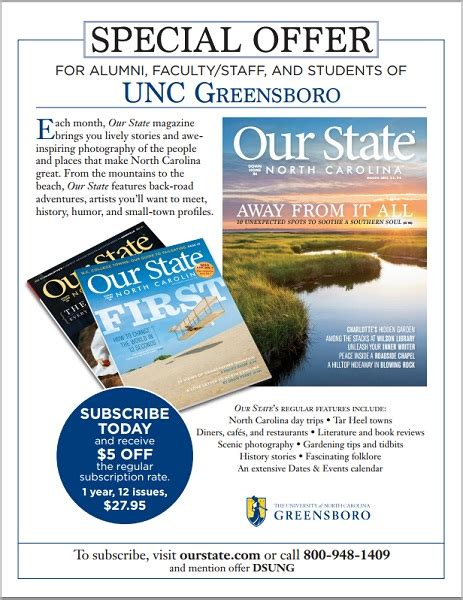 The Uncg Mba School Code by Uncg Alumni Association Alumni Association Benefits And
