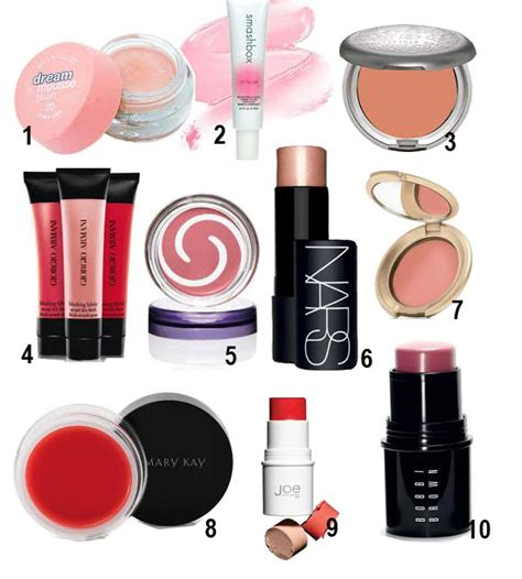 Promo Maybelline Color Show Blush On Original picks top 10 blushes