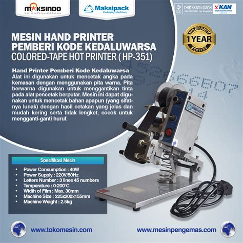 Jual Produk Oxone Di Bandung jual mesin printer pencetak kedaluwarsa di bandung toko mesin maksindo bandung toko