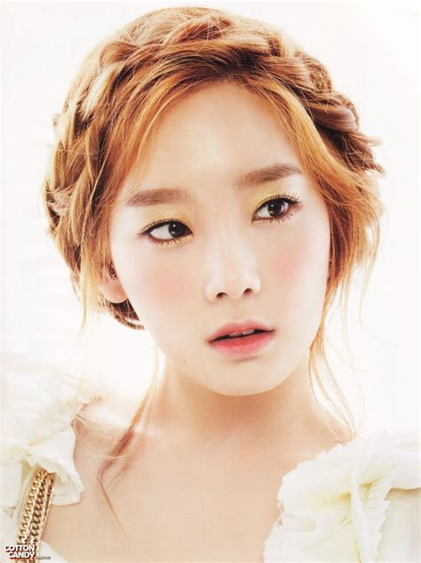 k cut oppa k pop photos girls generation snsd taeyeon
