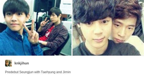 the band who are the members from knk seungjun member of rookie kpop group knk which just