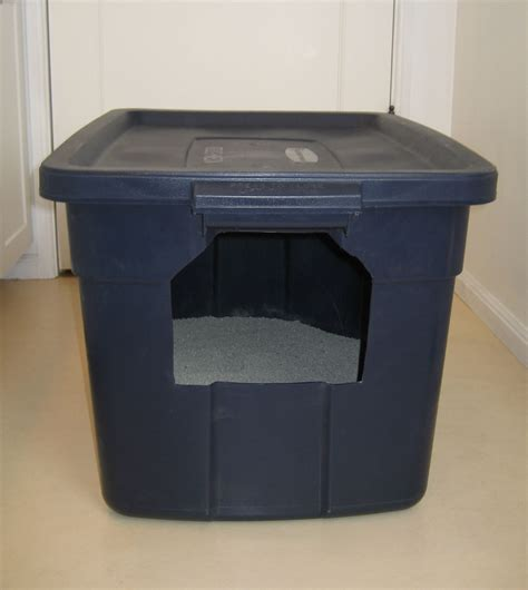 litter box a diy make your own cat litter box pet project