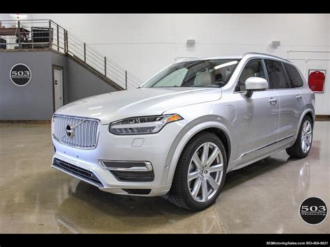 volvo xc  plug  hybrid inscription    miles