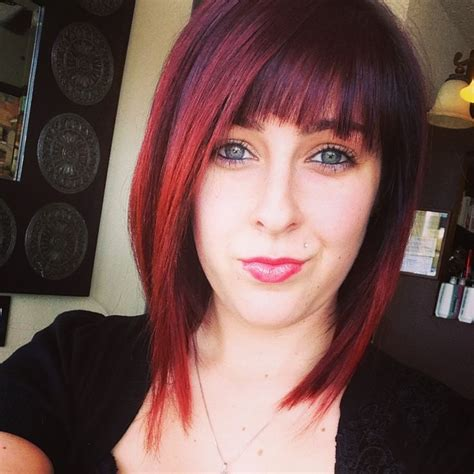makeup for bob haircut short red brown ombre hair pinterest ombre hair
