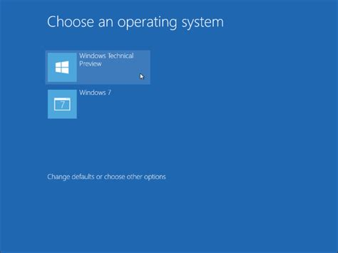 install windows 10 as dual boot how to dual boot windows 10 with windows 7 or 8